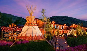 ‪Rustic Inn Creekside Resort and Spa at Jackson Hole‬
