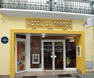 Hotel de France Beziers