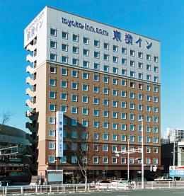 Toyoko Inn Saitamashintoshin