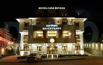 Casa Boyana Hotel