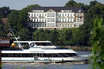 Photo of Das Weisse Hotel an der Elbchaussee Hamburg