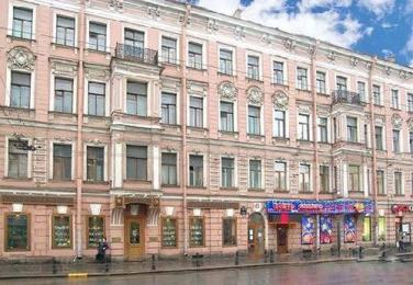 Photo of Nevsky Bereg Hotel St. Petersburg