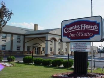 Country Hearth Inn Sidney Hotel