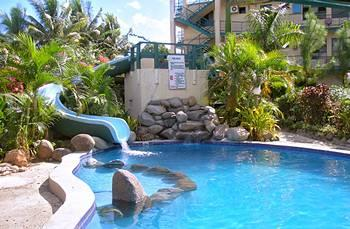 Grand Melanesian Hotel