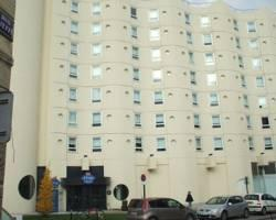 Ibis Budget Bordeaux Gare Saint Jean