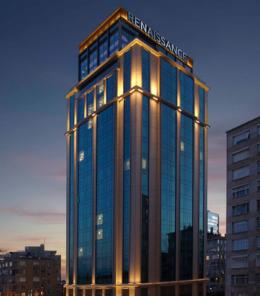 Renaissance Istanbul Bosphorus Hotel