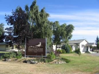 High Country Holiday Lodge