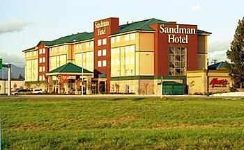 Sandman Hotel and Suites Regina