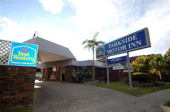 ‪BEST WESTERN Parkside Motor Inn‬