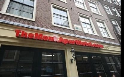 The Monk Amsterdam Apartments