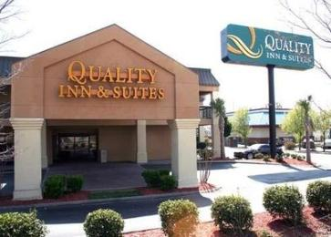 Quality Inn &amp; Suites at Six Flags