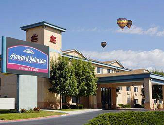Howard Johnson Express Inn Albuquerque