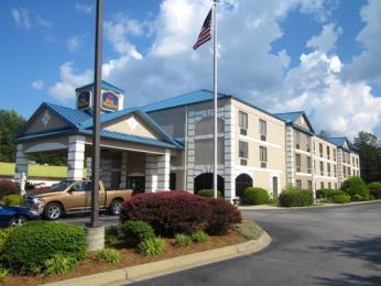 Photo of BEST WESTERN Executive Inn & Suites Columbia