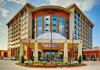 Courtyard by Marriott Dallas Allen at the John Q Hammons Center