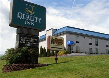 ‪Quality Inn Troutville‬