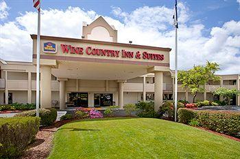 ‪BEST WESTERN PLUS Wine Country Inn & Suites‬