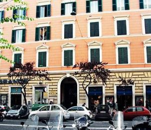 The Center of Rome B&B