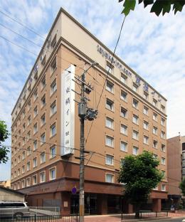 Toyoko Inn Nara Shin Omiya Ekimae