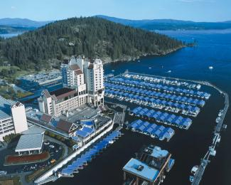Photo of The Coeur d'Alene Resort