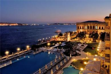 Ciragan Palace Kempinski Istanbul