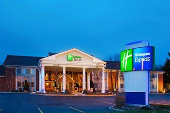 Holiday Inn Express Chicago-St. Charles