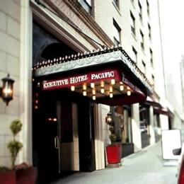 Photo of Executive Hotel Pacific Seattle