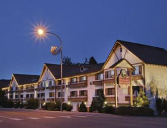 ‪Howard Johnson Express Inn Leavenworth‬