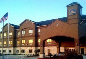 BEST WESTERN Park Heights Inn & Suites
