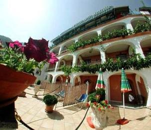 Photo of Hotel Gabbiano Positano