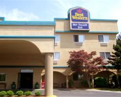 ‪BEST WESTERN Sky Valley Inn‬