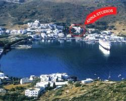 Anna Studios Amorgos