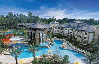 The Woodlands Resort And Confer