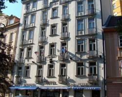 Photo of Hotel Saint Petersburg Karlovy Vary