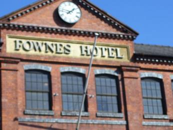 Photo of Fownes Hotel Worcester