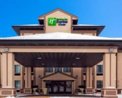Photo of Holiday Inn Express Hotel and Suites Winner
