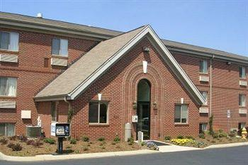Extended Stay America - Greenville - Haywood Mall
