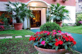 Photo of Hotel Panama Garden Rome
