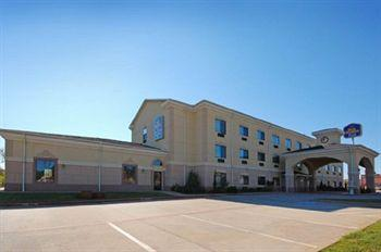 ‪BEST WESTERN PLUS Executive Inn‬