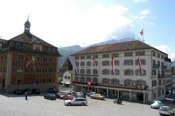 Photo of Hotel Wysses Rossli Schwyz
