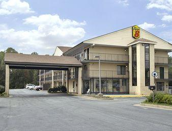 Photo of Super 8 Fredericksburg/North