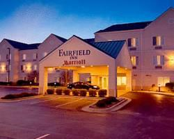 Fairfield Inn By Marriott Princeton Indiana