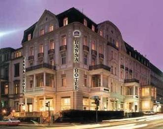 BEST WESTERN Hotel Hansa