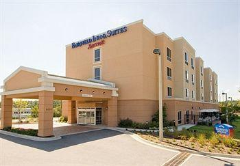 Fairfield Inn and Suites Augusta