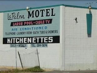 Photo of La Palm Motel Las Vegas