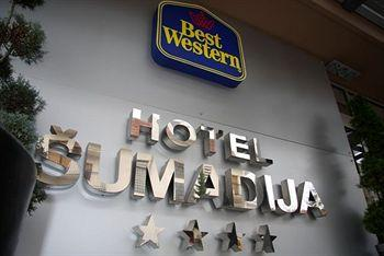 BEST WESTERN Hotel Sumadija