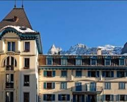 ‪Grand Hotel des Alpes‬