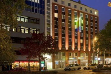 Holiday Inn Express Berlin City Centre-West