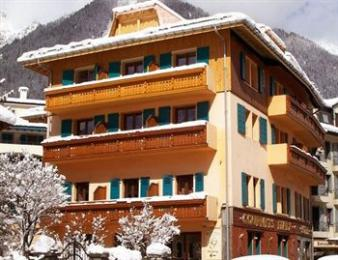 Photo of Hotel Gourmets et Italy Chamonix
