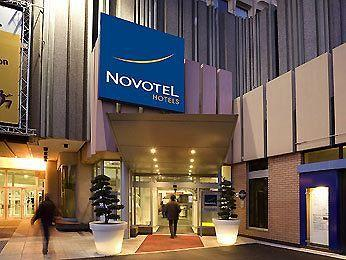 Novotel Strasbourg Centre Halles