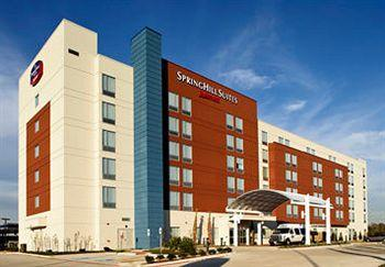 ‪SpringHill Suites Houston Intercontinental Airport‬